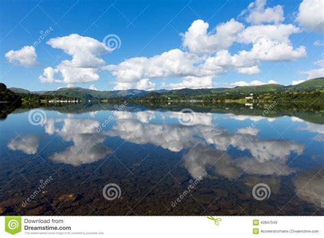beautiful lake beautiful sky beautiful lake district cumbria uk ullswater