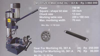 Mesin Bor Bobok Kayu Oscar Mk 361 A Mortising Chisel hl 11b mortizer machine 361a products of mesin bor listirk supplier perkakas teknik