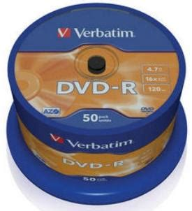 Dvd R Gt Pro 16x Box 50pcs verbatim dvd r 16x 4 7gb cakebox 50pcs οπτικοι δισκοι ver00569