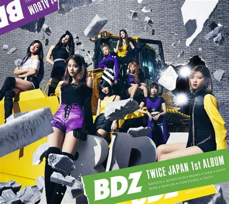 twice japan album twice go fierce and sexy in more bdz teaser images