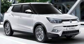 new car grants new ssangyong cars in sheffield south grant