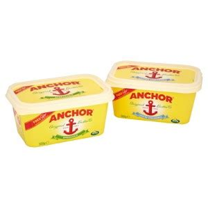 Butter Salted Anchor Retail butters and spreads category advice from arla