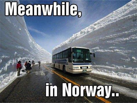 Norway Meme - to travel is to live travel tips and everything else