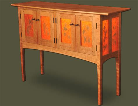 Unique Handmade Furniture - custom wood furniture at the galleria