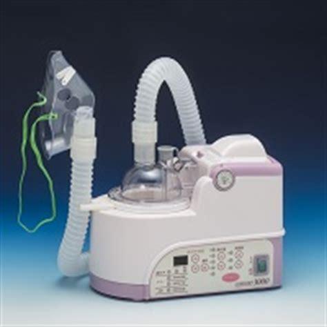 Nebulizer Osilator Comfort 2000 新鋭工業 ネブライザー コンフォート2000なら徳島医療器