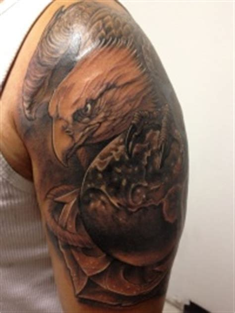 eagle globe tattoo meaning anchor tattoo meaning tattooimages biz