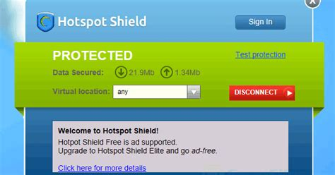 how to get full version of hotspot shield free download latest freewares hotspot shield free download