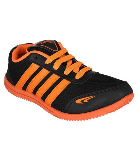 orange athletic shoes aircity orange running shoes price in india buy aircity