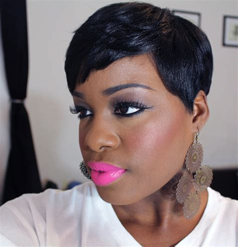 short haircuts for black women without relaxer 6 tips for maintaining healthy relaxed hair