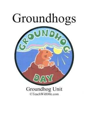 groundhog day theme 94 best images about winter in pre k and kindergarten on