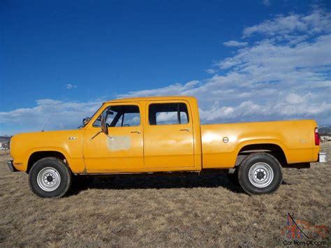 Dodge : Power Wagon Custom