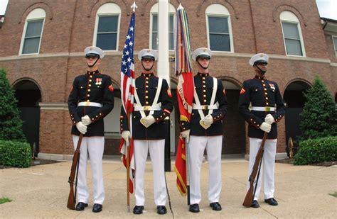 marine corps color guard marine corps modern american heroes