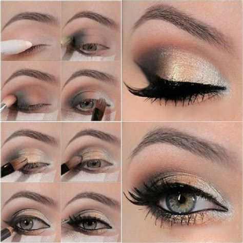 elegant makeup tutorial top 10 gorgeous night eye makeup tutorials top inspired