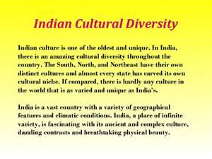Culture Diversity In India Essay by Indian Cultural Diversity Festivals