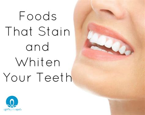 7 Foods To Avoid For Whiter Teeth by Teeth Whitening Foods To Eat Foodfash Co
