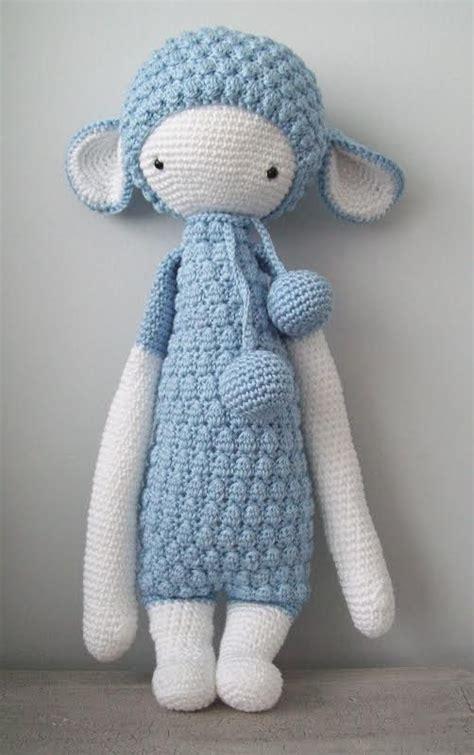free pattern lalylala lupo the lamb made by karina v crochet pattern by