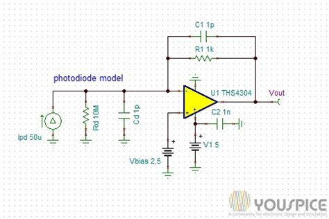 photodiode ltspice photodiode ltspice model 28 images solutions 15v and 8v boost and inverting ccd bias
