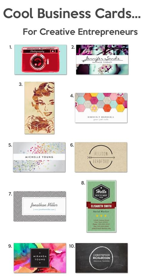 2487 Best Creative Entrepreneurs Images - 56 best cool business cards images on business