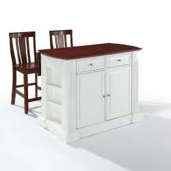 Kitchen Island Bar Stool Crosley Furniture Drop Leaf Breakfast Bar Top Kitchen