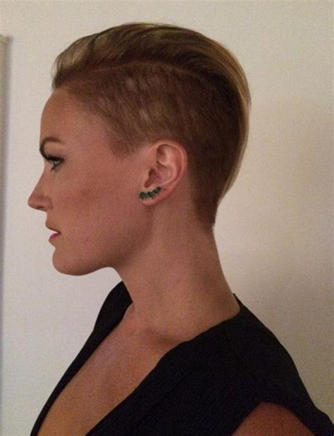 Malin Akerman reveals punky haircut at Emmys after party