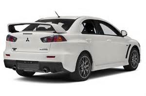 2013 Mitsubishi Evo Specs 2013 Mitsubishi Lancer Evolution Price Photos Reviews