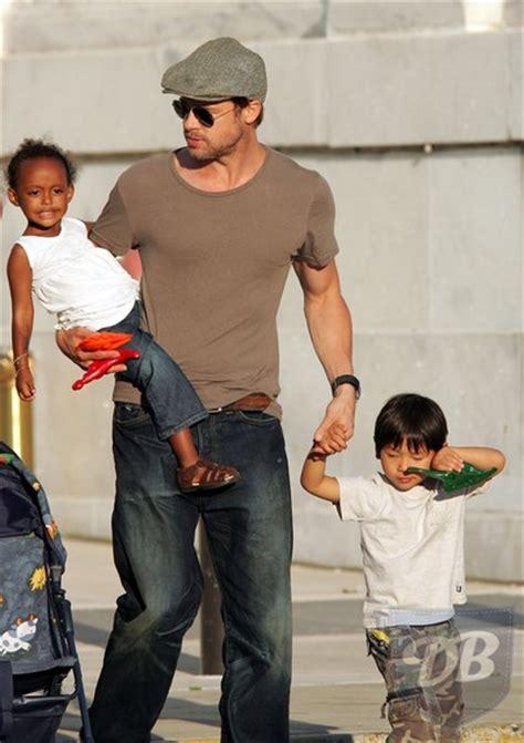 Brad Pitt Wardrobe by