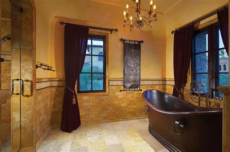 mediterranean style bathrooms bathrooms mediterranean style mediterranean bathroom new york by ancient surfaces