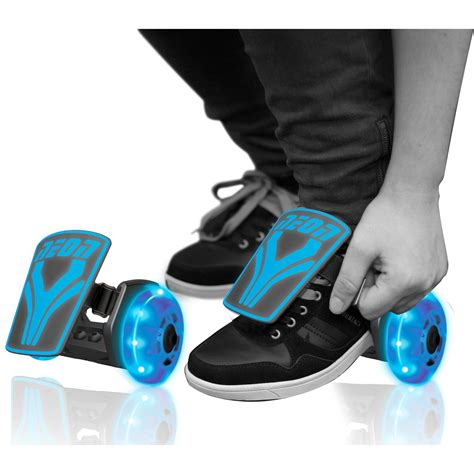 shoe skates yvolution neon roller blue shoe roller blade for