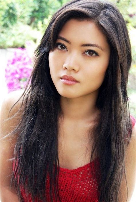 Lada Engchawadechasilp Who Are Some Exles Of Beautiful Asian By Western