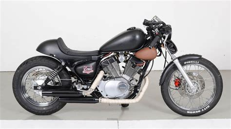 125er Motorrad Selber Bauen by Bilder Louis Umbau Yamaha Xv 125 Virago Motorradonline De