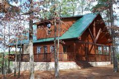 Cabins At Lake Tenkiller by Oklahoma And Lakes On