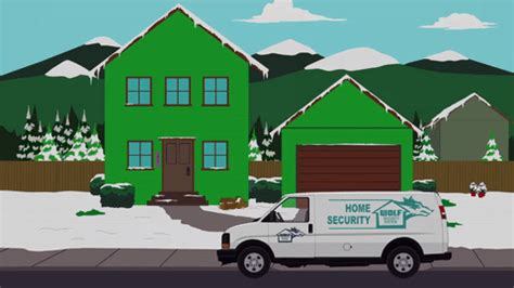 home security house gif by south park find on giphy