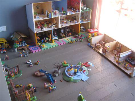 Construire Un Garage En Bois 2191 by Ma Maison De Playmobil Le Petit Monde D