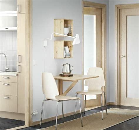 Platz Sparen Wohnung by Wandklapptische Platz Sparen Und Praktisch Wohnen