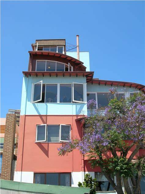 design house studio valparaiso la sebastiana la casa di pablo neruda a valparaiso in
