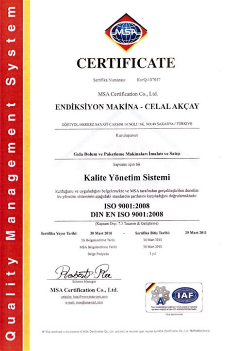 ce certificate of conformity template ce certificate of conformity