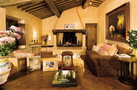 robert zemeckis s rustic living room by architectural digest ad designfile home decorating