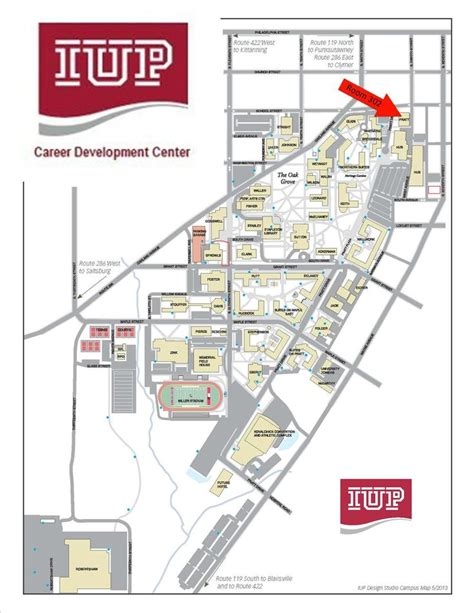 Iup Financial Aid Office by Iup S Career Development Center Is Located In Pratt
