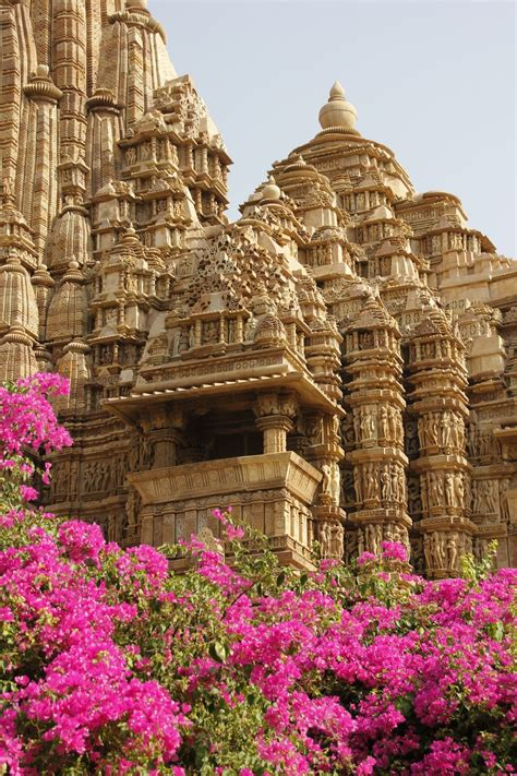 Exploring Khujaraho India by The Unesco World Heritage Monuments Of Khajuraho Located
