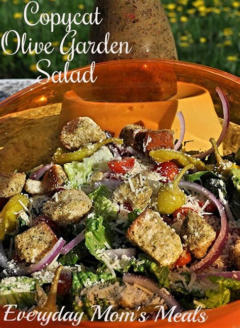 What Time Does Olive Garden Lunch End by A Restaurant Favorite At Home Olive Garden Salad
