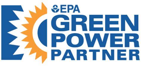 national top 100 green power partnership us epa co ops among top retailers in epa s green power