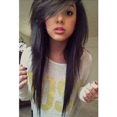 emo choppy layered hairstyles front back and sides long layered haircuts back view v cut layers on pinterest