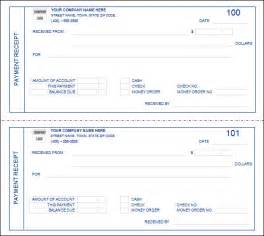 Paid Receipt Template Payment Receipt Form Bing Images