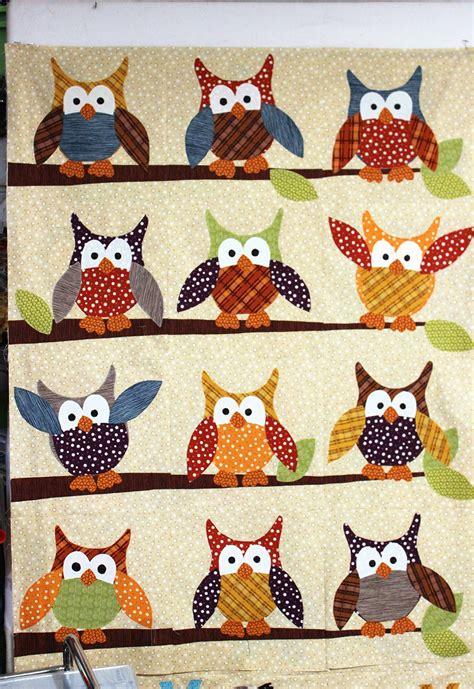 applique quilt pattern applique owl quilt pattern www pixshark images