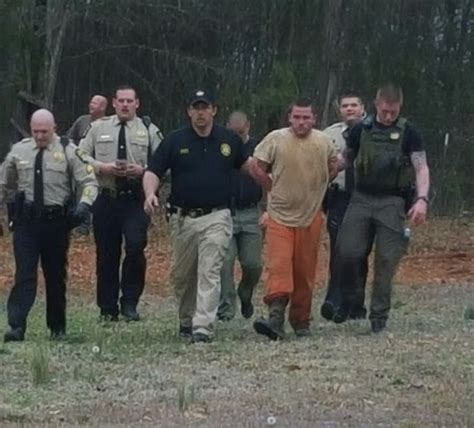 Habersham County Inmate Records Escaped Inmate Captured In Banks County Now Habersham