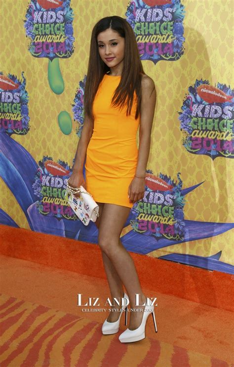 what does ariana grande wear to a party ariana grande short yellow cocktail party dress kids