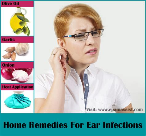 home remedies for ear infections ear swelling