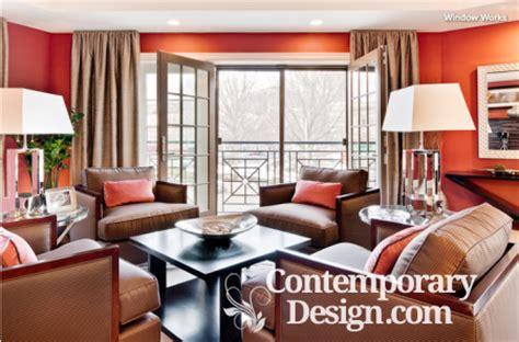Living Room Without A Sofa Orange Brown And Blue Living Room Ideas