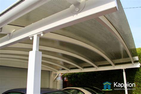 carport awnings canopies double carport canopy installed in salisbury kappion carports canopies