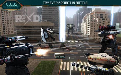 mod game walking war robots walking war robots 3 8 0 apk mod data for android